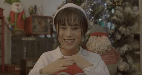 Nghẹn ngào clip Giáng sinh của người yêu tặng Ngọc Nữ - 3