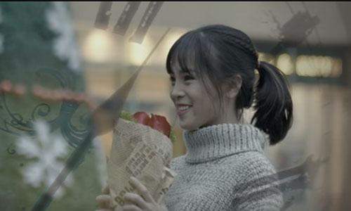 Nghẹn ngào clip Giáng sinh của người yêu tặng Ngọc Nữ - 5