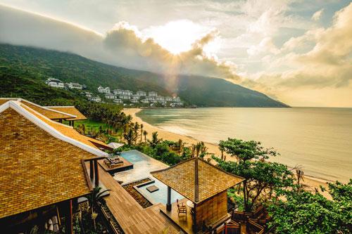 Vẻ đẹp hút hồn nơi thiên đường nghỉ dưỡng đẹp nhất hành tinh - 1