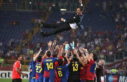 Man City chiêu dụ 'Pep' bằng quyền lực và... Neymar - 2