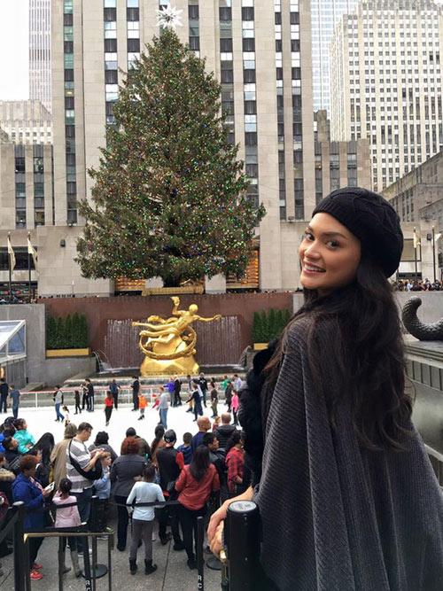Hoa hậu Mỹ bị dọa giết vì cười khi MC trao nhầm giải - 4