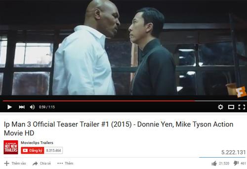 """Trận chiến """"để đời"""": Mike Tyson đả Chân Tử Đan - 2"""