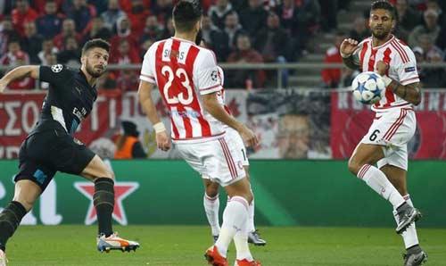 Trận đấu bóng đá hay nhất thế giới năm 2015 - 2