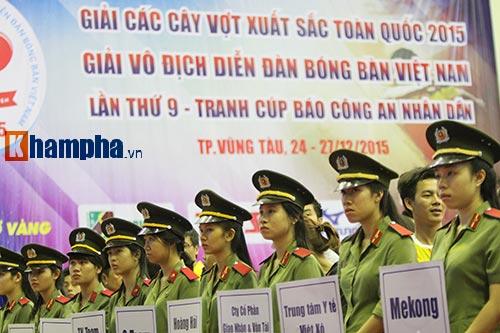 """""""Mr Bean bóng bàn"""" khiến người đẹp Việt bật cười - 2"""