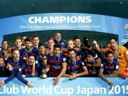 Bóng đá - 100 cầu thủ hay nhất đương đại: Thế giới của Barca