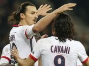 """Bóng đá - Ibra nã """"rốc két"""" đẹp nhất V19 Ligue 1"""