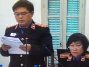 An ninh Xã hội - Cựu Tổng giám đốc Agribank đối diện mức án tới 22 năm tù