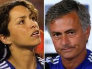 """Bóng đá - Hai phụ nữ """"hạ đo ván"""" người đặc biệt Mourinho"""