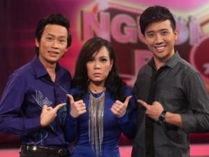 Ca nhạc - MTV - Màn hát nhép 'đẳng cấp' của Hoài Linh, Trấn Thành, Việt Hương