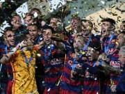 Bóng đá - Những cái NHẤT 2015: Barca, Messi, Chelsea và FIFA