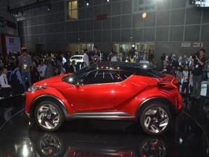 """Ô tô - Xe máy - Toyota Scion C-HR dáng """"độc"""" sắp trình làng"""