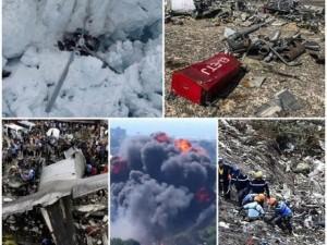 5 vụ rơi máy bay kinh hoàng năm 2015