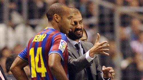 Henry tiết lộ bí kíp giúp Pep cùng Barca thống trị bóng đá - 1