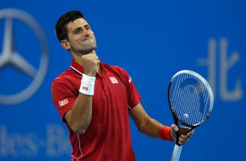 """""""Vua"""" Djokovic và cơ hội của những tay vợt trẻ - 1"""