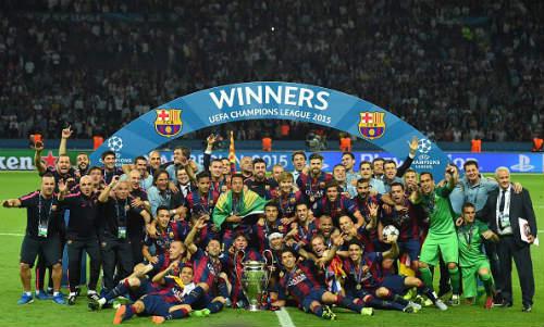 Kẻ khóc, người cười trong làng bóng đá thể thao 2015 - 5