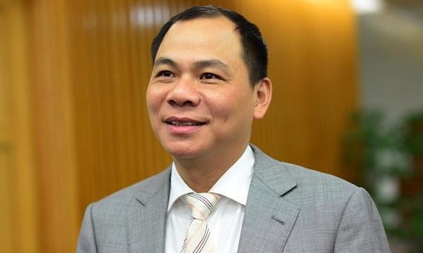 """Tỉ phú Phạm Nhật Vượng tiếp tục """"bỏ túi"""" hơn 1.270 tỉ - 1"""