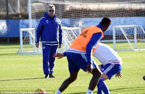 Ngày ra mắt Chelsea, Hiddink mơ điều không tưởng - 1