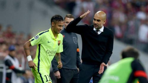 Man City chiêu dụ 'Pep' bằng quyền lực và... Neymar - 1