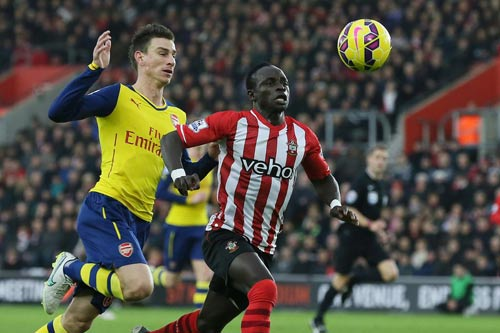 southampton - arsenal - 2