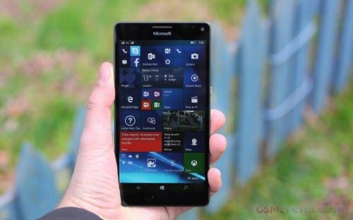 Lumia 950 XL: Sáng tạo chứ chưa hoàn hảo - 1