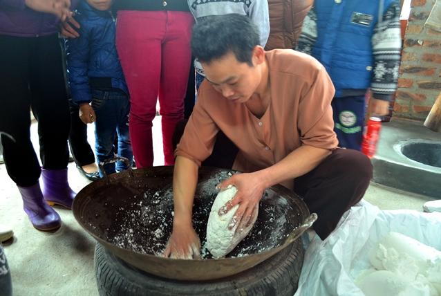 Bật mí bí quyết làm bún tại làng nghề nổi tiếng nhất Hà thành - 1