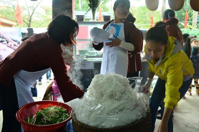 Bật mí bí quyết làm bún tại làng nghề nổi tiếng nhất Hà thành - 10
