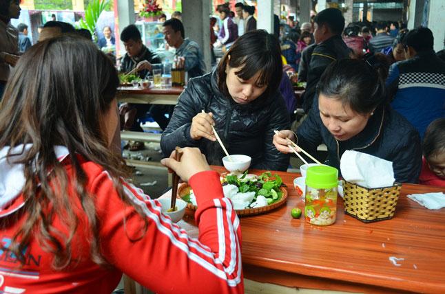 Bật mí bí quyết làm bún tại làng nghề nổi tiếng nhất Hà thành - 12