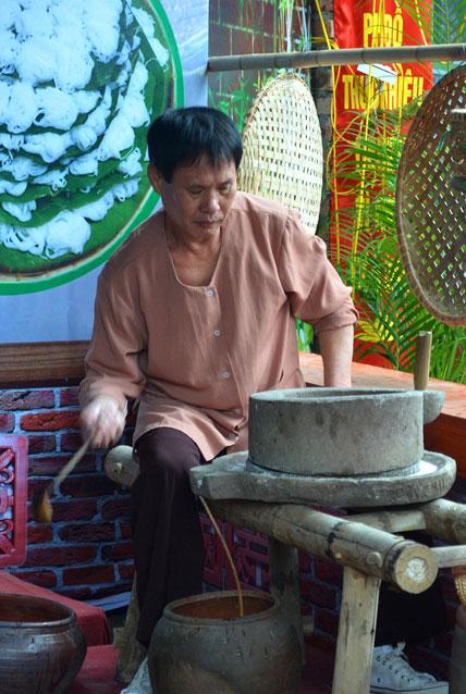 Bật mí bí quyết làm bún tại làng nghề nổi tiếng nhất Hà thành - 2