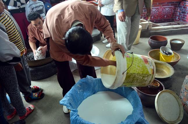 Bật mí bí quyết làm bún tại làng nghề nổi tiếng nhất Hà thành - 3