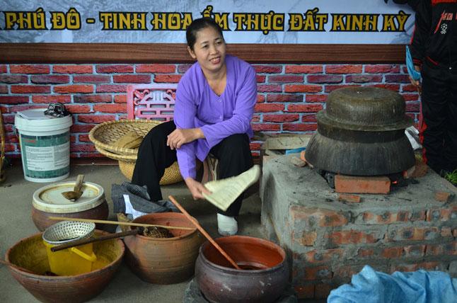 Bật mí bí quyết làm bún tại làng nghề nổi tiếng nhất Hà thành - 6