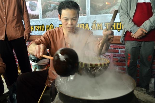 Bật mí bí quyết làm bún tại làng nghề nổi tiếng nhất Hà thành - 8