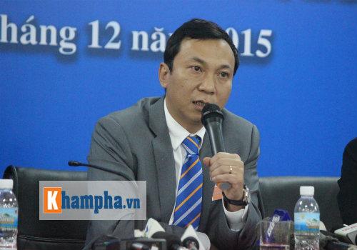 Phó chủ tịch VFF bật cười vì bị tố ngồi 16-17 ghế - 1