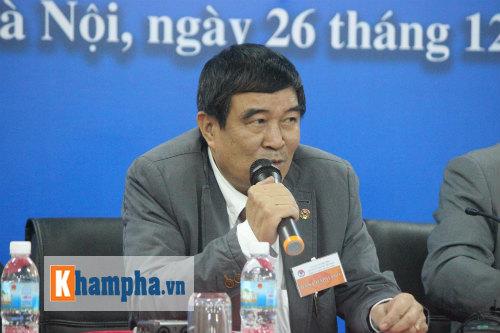 Ông Hiển làm Chủ tịch Hội đồng HLV vì không có ai ứng cử - 2