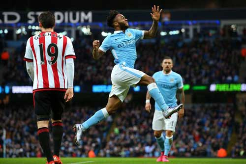 Man City – Sunderland: Song hỷ lâm môn - 1