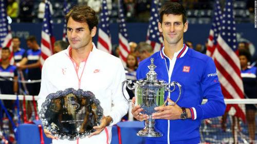 Djokovic và Federer kịch chiến cuộc đua 100 triệu USD - 1