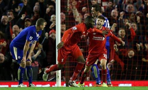 Liverpool - Leicester: Thần tài từ ghế dự bị - 1