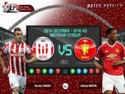 Bóng đá - Stoke – MU: Mong manh số phận Van Gaal