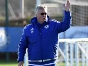 Bóng đá - Ngày ra mắt Chelsea, Hiddink mơ điều không tưởng