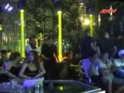 """Video An ninh - Hàng trăm cảnh sát TP.HCM đột kích vũ trường """"chui"""""""