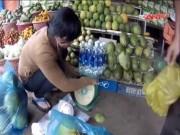 Video An ninh - Nhập vai khách mua hàng, lật tẩy công nghệ cân điêu