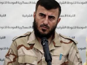 """Thế giới - """"Chúa quỷ Damascus"""" phe nổi dậy Syria đã thiệt mạng"""