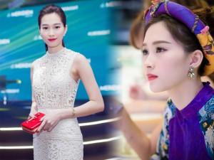 Người mẫu - Hoa hậu - Hoa hậu Thu Thảo và những kiểu váy gợi cảm nhất 2015