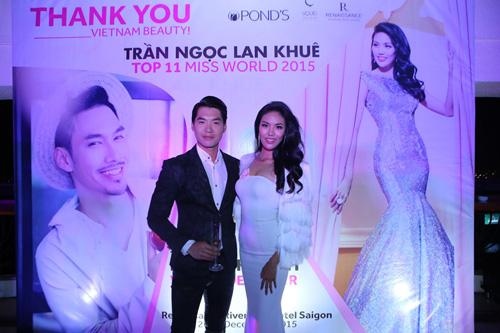 Lan Khuê bật mí hành trình tỏa sáng sau Miss World - 6
