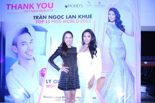 Lan Khuê bật mí hành trình tỏa sáng sau Miss World - 5