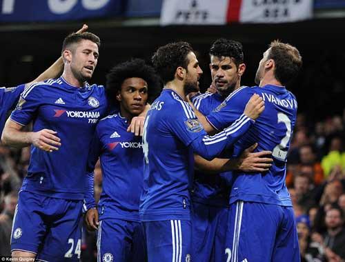 """Chelsea: """"Luồng gió"""" Hiddink, """"mồi lửa"""" Costa - 1"""