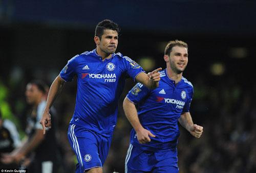 """Chelsea: """"Luồng gió"""" Hiddink, """"mồi lửa"""" Costa - 2"""