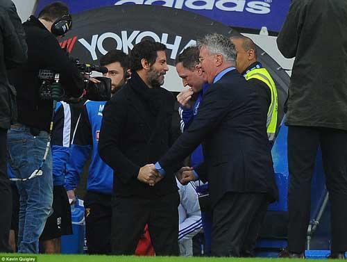 """Chelsea: """"Luồng gió"""" Hiddink, """"mồi lửa"""" Costa - 3"""