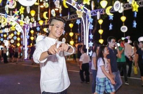 Quang Anh 'The Voice Kids': 'Em đang rất khó khăn' - 2