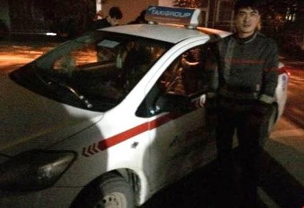 Bắt hai đối tượng dùng dao khống chế tài xế, cướp taxi - 1