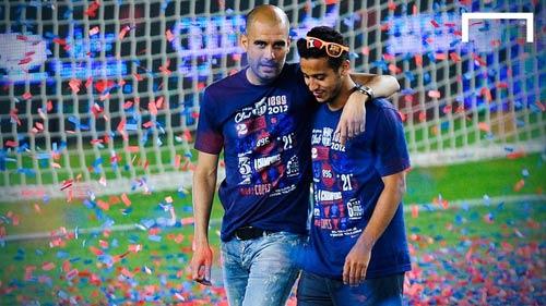 """Guardiola đến Manchester: """"Nhà truyền đạo"""" tiki-taka - 2"""